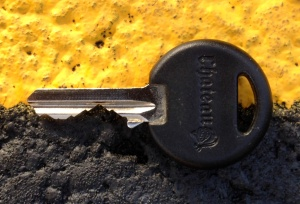My only key
