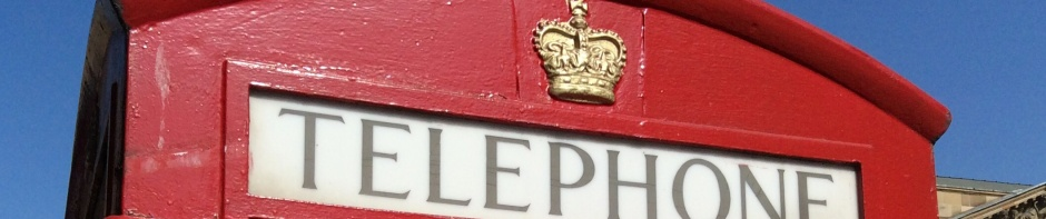 Telephone booth, Scotland