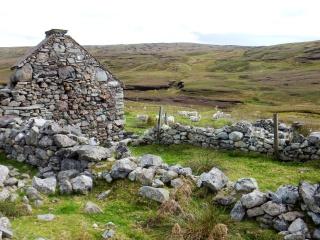 Westside of Shetland