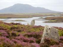 Standing Stones of Pobull Fhinn