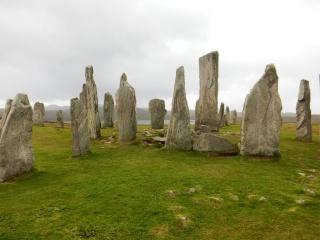 Standing Stones of Calanais