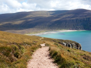 Isle of Hoy trail