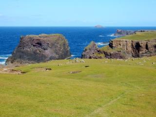 Esha Ness, Shetland Islands