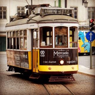 Trolley, Lisbon