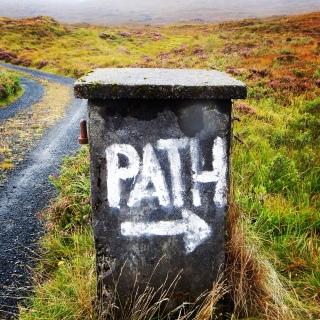 Isle of Skye hike