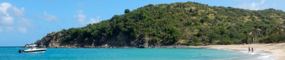 Happy Bay, Saint-Martin