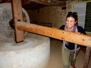 Olive-oil mill, Büyükkonuk