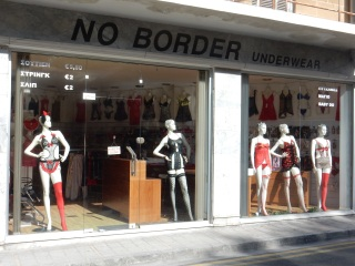 No Border Underwear