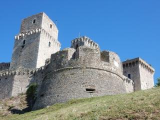 Rocco Maggiore, Assisi