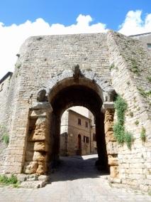 Etruscan Gate, Volterra