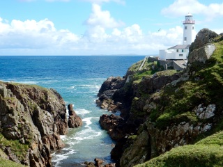 Fanad Head Lighthouse, Donegal