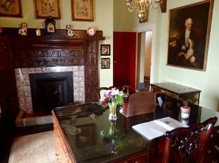 Sir John's Room, St. Michael's Mount, Cornwall