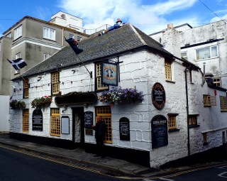 Admiral Benbow, Penzance