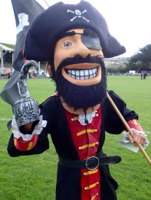 Cornwall pirate