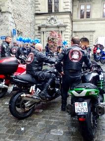 Croatian motorcycle club, Luzern