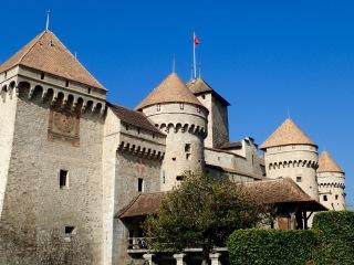 Chateau de Chillon, Veytaux-Chillon