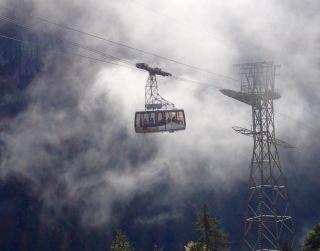 Mürren cable car