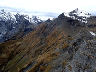View from Schilthorn