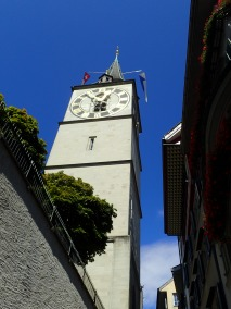 St. Peter's Church, Zürich