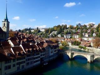 Aare River, Bern