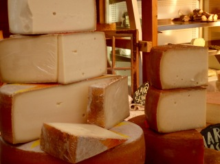 Cheese, Bern