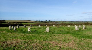 Merry Maidens, Cornwall