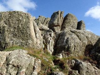 Treryn Dinas, Cornwall
