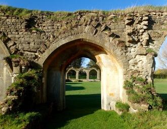 Hailes Abbey, Winchcombe