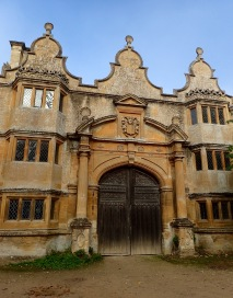 Gatehouse, Stanway