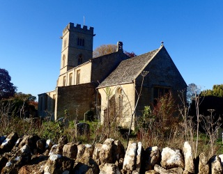 St. Michael's Church, Buckland