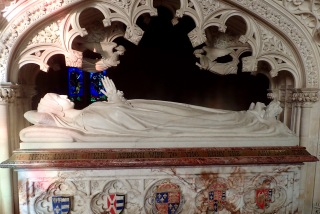 Catherine Parr, St. Mary's Church, Winchcombe