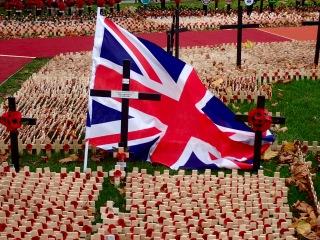 Remembrances crosses