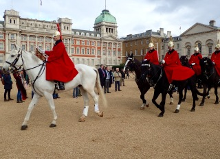 Horse Guard Ceremony