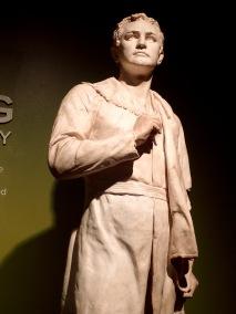 Statue, Stephen Austin