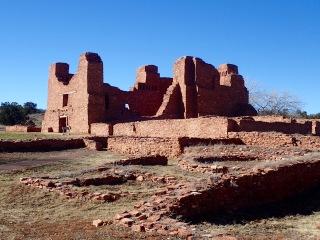 Quarai, Salinas Pueblo Missions