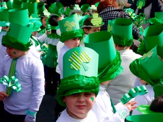 Saint Patrick's Day, Sorrento