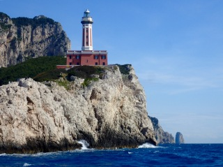 Lighthouse, Capri