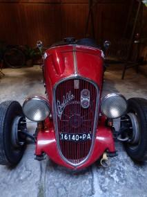 Conte Federico's 1935 Fiat Balilla 508s