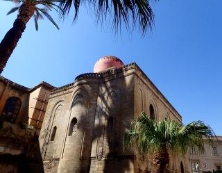 Church of San Cataldo, Palermo