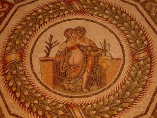 Mosaic, Villa Romana del Casale