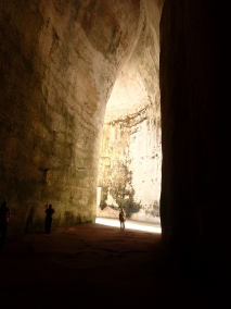 Ear of Dionysius, Syracuse