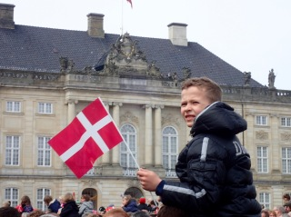Queen Margrethe II's birthday
