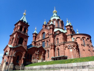 Uspenski Orthodox Church, Helsinki