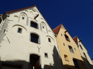 Merchants' houses, Tallinn
