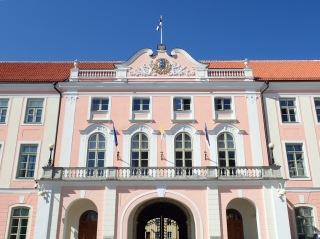 Estonian Parliament, Tallinn
