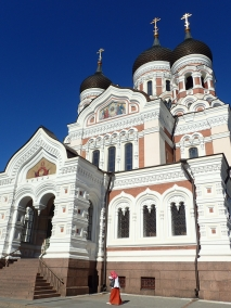 Russian Orthodox Church, Tallinn