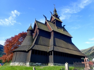 Hopperstad Stave Church, Vik