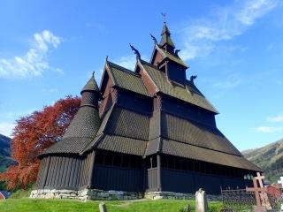 Hopperstad Stave Church, Vik