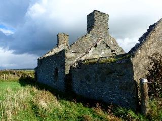 Near Llanfachraeth, Wales