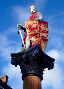 Llywelyn the Great, Conwy
